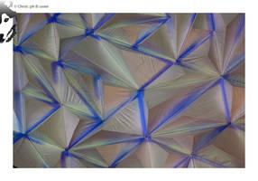 Triangular Wall 3 by BottledLights