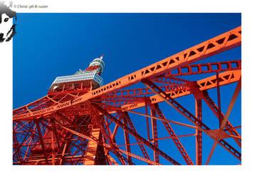 Tokyo Tower by BottledLights