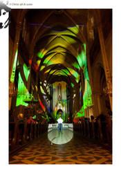 Herz-Jesu-Kirche 08 by BottledLights