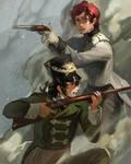 War by SilverHeather