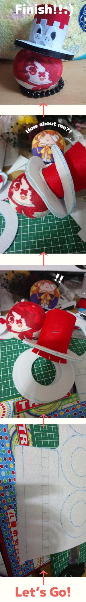 Fukase's Hat making