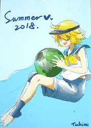 Summer Oliver