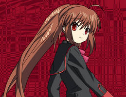 Natsume Rin Colored (Little Busters!)