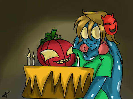 Crimson Birthday