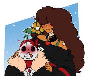 Underfell: Now kiss !