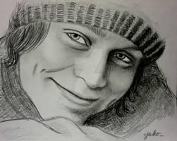 Ville Valo - smile