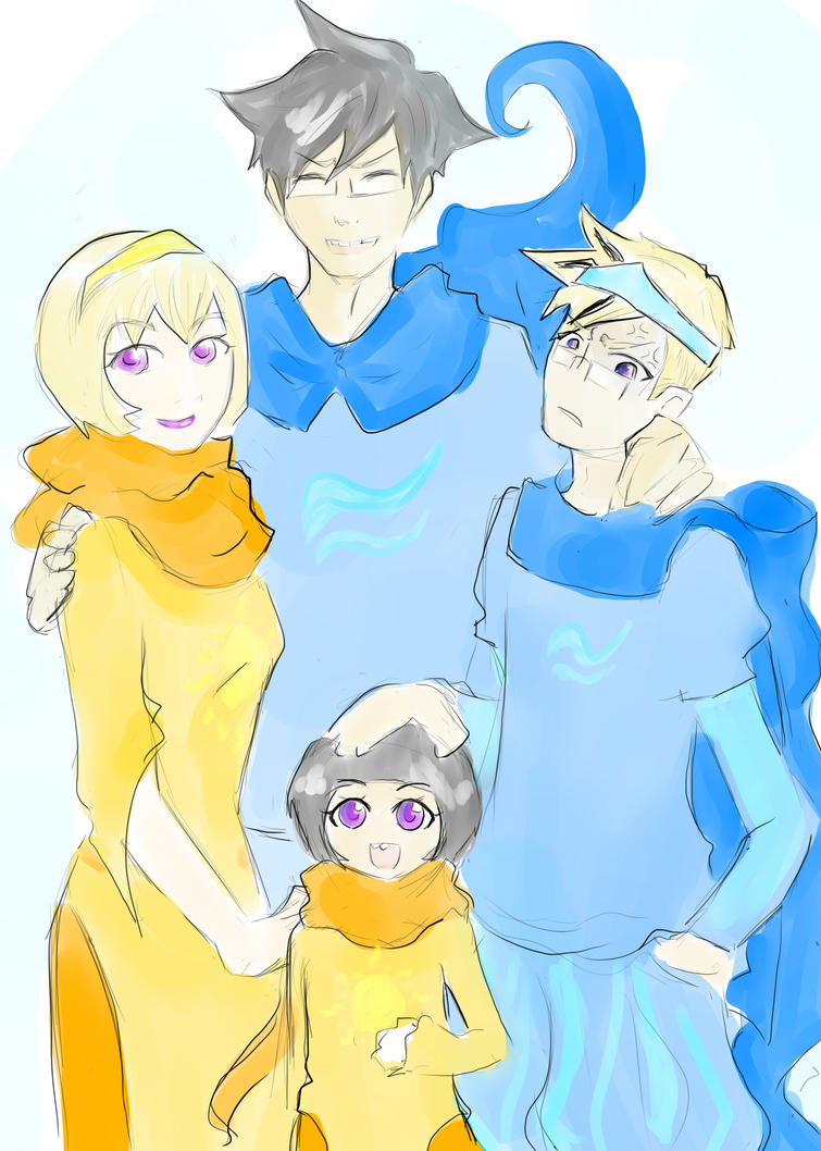 Lalonde-Egbert Family Photo by Orichan