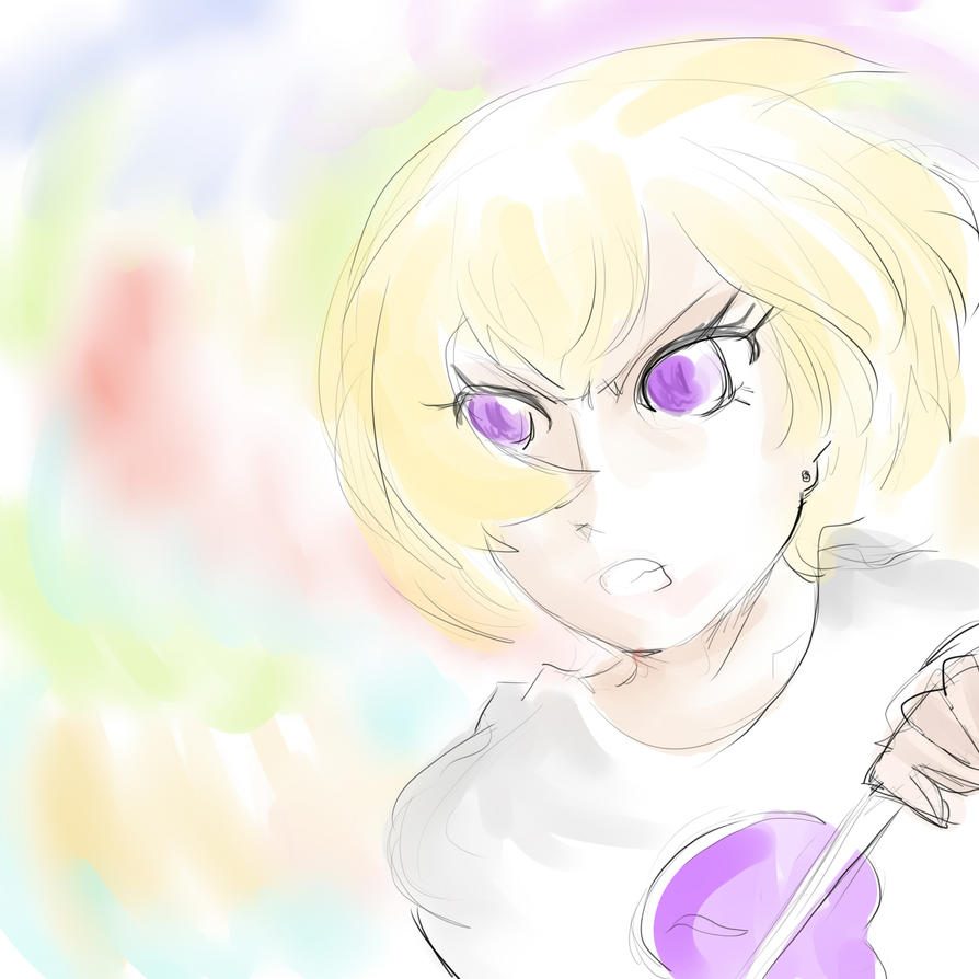 oh right, I draw things don't I? by Orichan