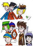 South Park Doodlez