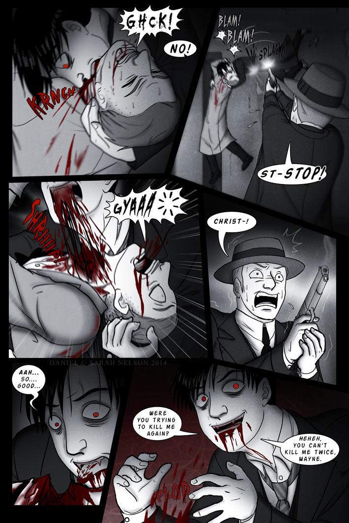 D5P14: Twice Dead by sarahn