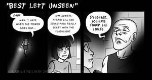 Best Left Unseen by sarahn