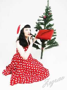Christmas Betty