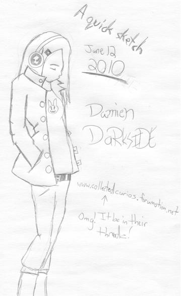 Damien Darkside's Thread Quick_Girl_Sketchy_by_DamienDarkside
