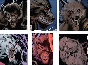 Werewolves in comics 7/7: Werewolf by Night (2020)