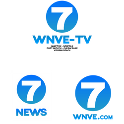 WNVE-TV New Logos by TraderSonicTDSWorld