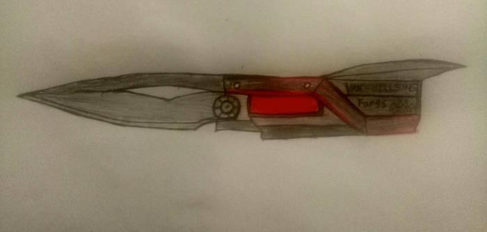 Vladimir Stoker Knife