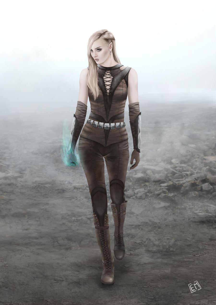 Elf by Eviii