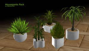 Houseplants for XPS