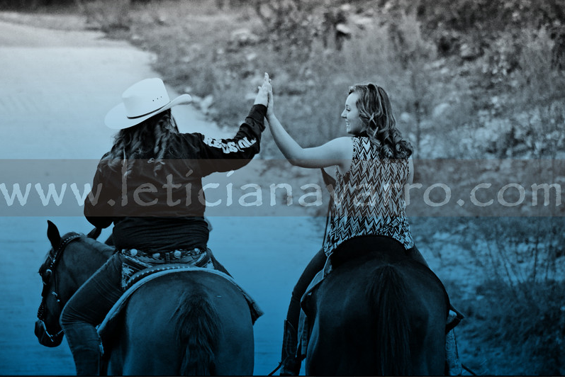 Best friends who ride together stay together by CowgirlUpAndGetDown