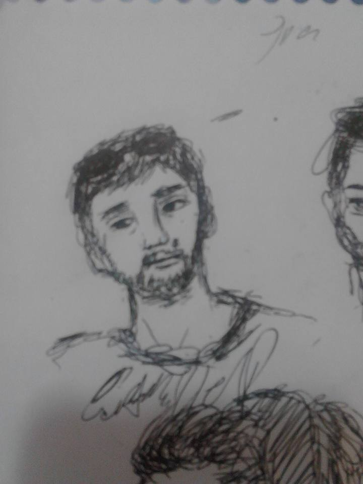 Personas en el tren by RESIDENTEVILNEJI89