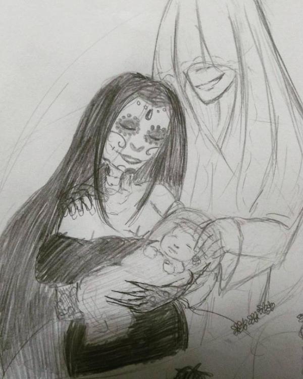 yamandu's family by RESIDENTEVILNEJI89