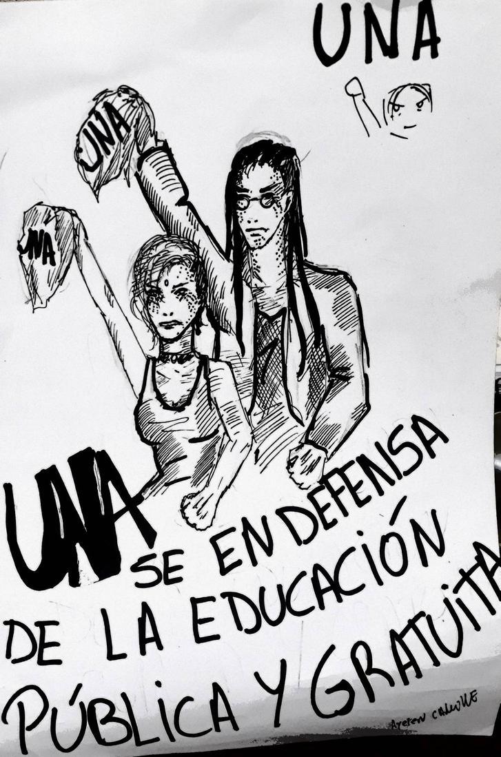 UNA PARA TODOS by RESIDENTEVILNEJI89