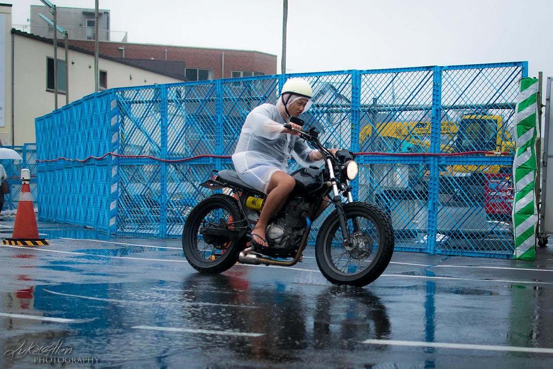 Cruising in the Rain by Ulprus