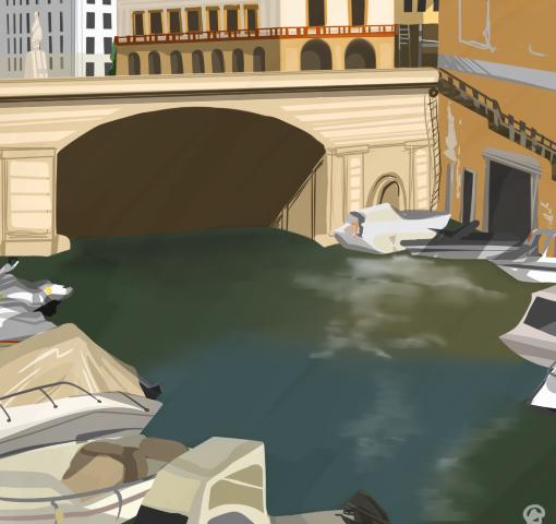 Livorno by Skyfoogle