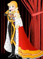 Disney monarchs: Queen Cinderella by Willemijn1991