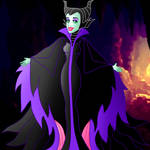 Pretty villains: Malificent