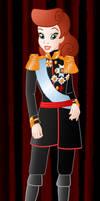 Disney Monarchs: Queen sister Attina