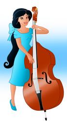 Disney's music: Jasmine by Willemijn1991