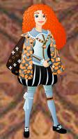 Disney Monarchs: Queen Merida