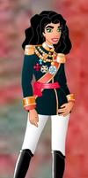 Disney Monarchs: Queen Esmeralda by Willemijn1991