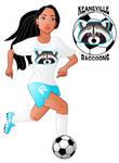 Disney Athletes: Pocahontas