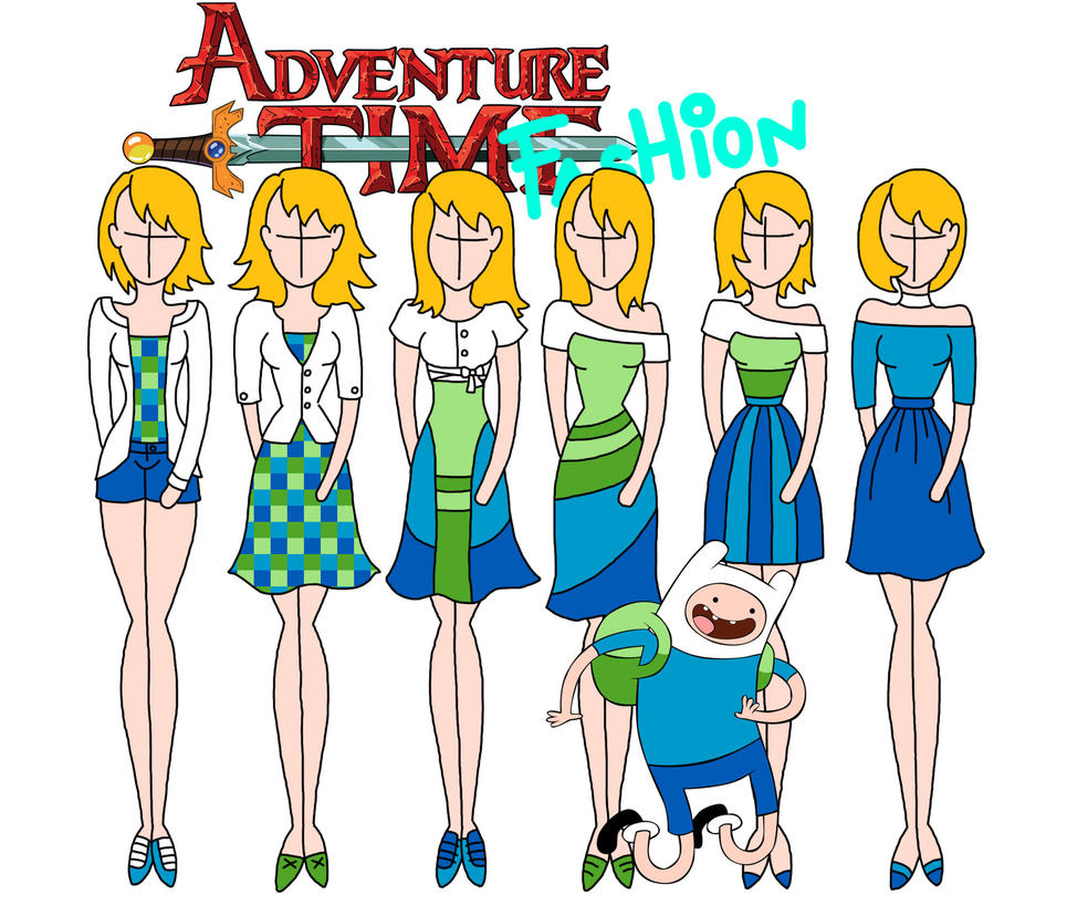 Adventure time fashion: Finn by Willemijn1991