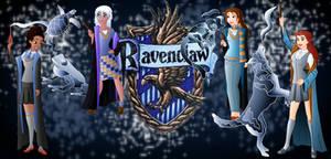 Disney Hogwarts students: Ravenclaw