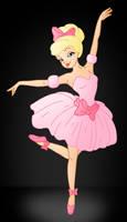 Disney Ballerina's: Charlotte La Bouff