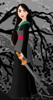 Evil Princess Mulan