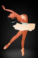 Disney Ballerina: Pocahontas by Willemijn1991