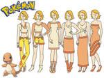 Pokemon fashion: Charmander