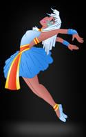 Disney Ballerina: Kida by Willemijn1991