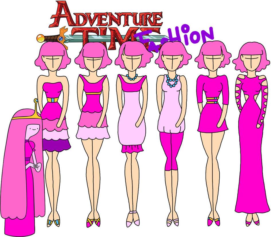 Adventure time fashion: Princess bubblegum by ...