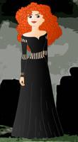 Evil Princess Merida