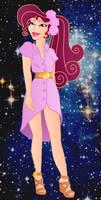 Modern princess: Megara
