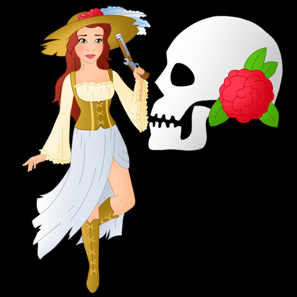 Disney Pirate: Belle by Willemijn1991 on DeviantArt
