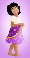 Little princess: Esmeralda by Willemijn1991