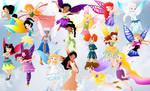 All Princess Fairies