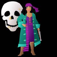 Disney Pirate Esmeralda by Willemijn1991