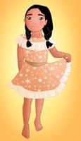 Little princess: Pocahontas by Willemijn1991